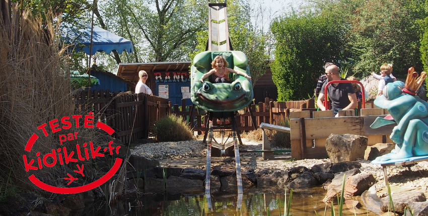 On a testé : Le parc d'attractions Funny World